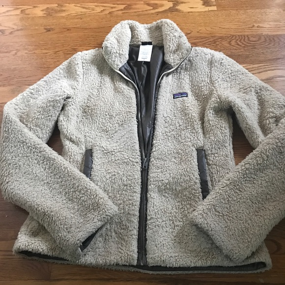 Patagonia teddy bear jacket